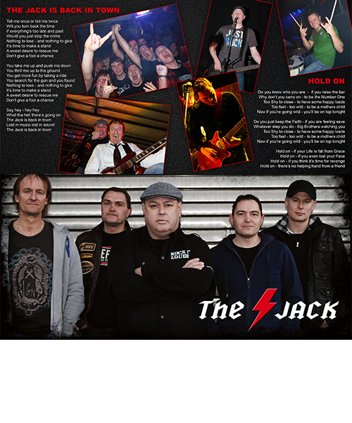AC/DC Coverband - The Jack